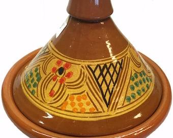 Handmade Moroccan Tagine Ø 30 cm