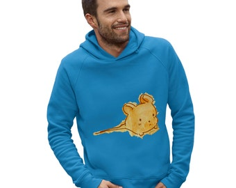 Men's Ink Splat Mouse Hoodie