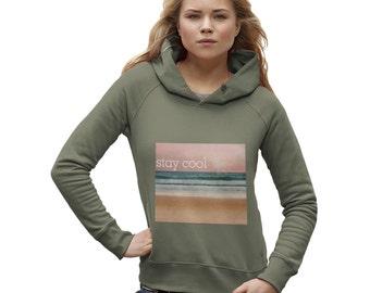 Women's Stay Cool Beach Hoodie