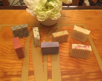 Homemade Cold Process Soap