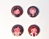 Sherlock Pin Pack