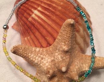 Miyuki Seed Bead Stretch Bracelet