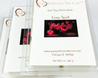 Soy Wax Melts - Love Spell