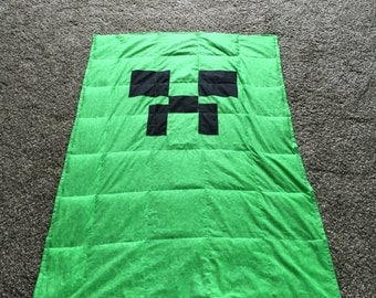 Creeper Weighted Blanket