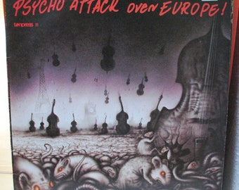 Various / psycho attack over Europe
