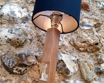 Quirky Quercus Chair Leg Lamp