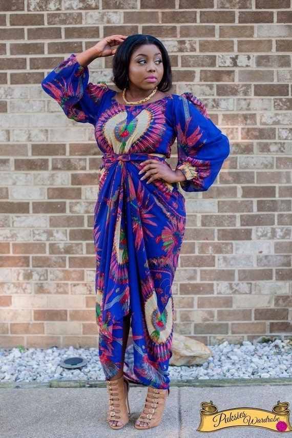 Items Similar To African Wrapper With Top On Etsy