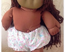 Vintage 1980's Cabbage  Patch Kid. Vintage Doll Vintage 1980s. Vintage Cabbage Patch Kid.