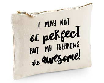 Gift For Her, Best Friend Gift, Make Up Bag, Make Up Purse, Make Up Pouch, Cosmetic Bags, Personalised Make Up Bags, Gift For Her, Fun Gift