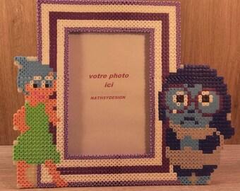 pixel art inspired by joy and sadness vice versa
