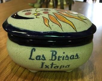 Handmade Jewelry Jar