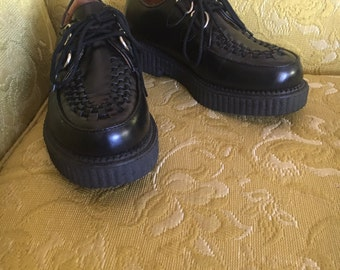 Leather Creepers Never Worn Size 7 M