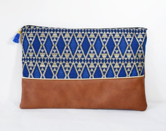 "Cover sleeve Macbook computer Tablet 9 ""10"" 11 ""12"" 13 ""14"" 15 ""patterned ethnic"