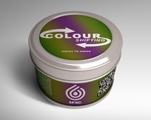 Colour Shifting Pigments - Violet To Green