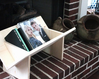 Magazine/ Book Rack