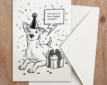 Charitable Greeting Card - Birthday