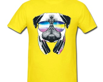 Special DJ Dog Men's T-shirt