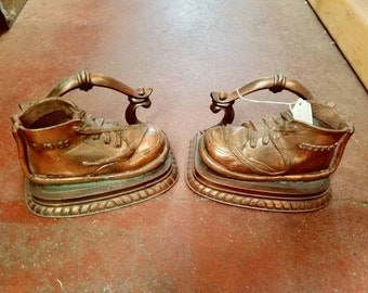 Shoe Bookends