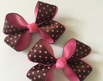 bow clip for girls