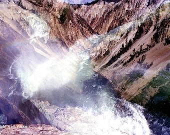 Yellowstone National Park Photographic Art