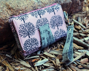 Ghastly Forest Pearl Wallet Clutch