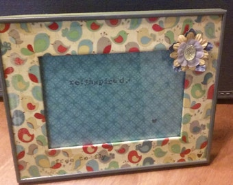 Free To Fly Picture Frame - 5x7