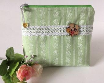 Make up bag cosmetic bag cosmetic bag gift women