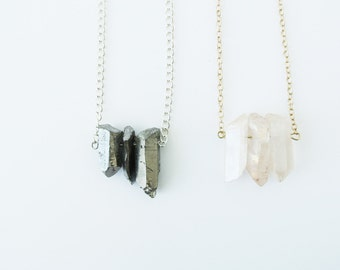 Light Stack Necklace