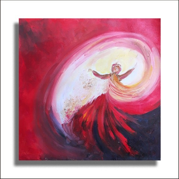 Image result for images of sufi dance in oil painting