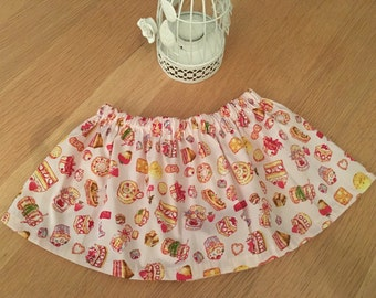Sweet treats skirt