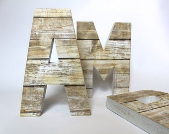beach decor beach wedding driftwood decor drift wood beach signs alphabet letters reclaimed wood woodland nursery rustic letters