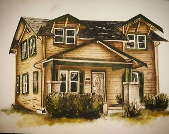 Made to Order - Architectural Painting