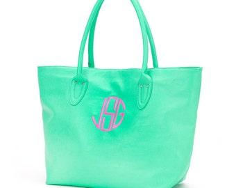 Mint Monogrammable Handbag/Purse