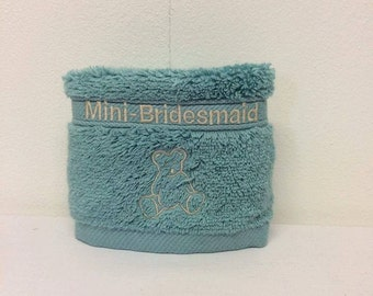 Mini-Bridesmaid Face Cloth