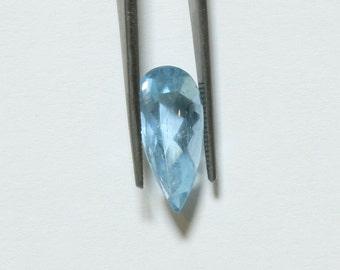 Natural Aquamarine gemstone 6.45 ct