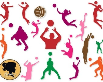 Volleyball  SVG/ Sports balls Cut File /Volleyball game/ Instant Digital Download, svg cut, svg files for silhouette cameo, cricut explore,