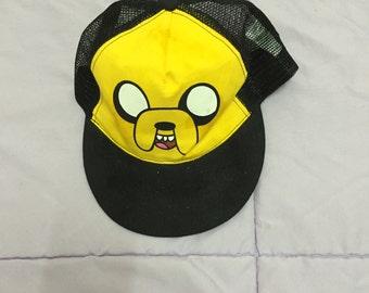 Adventure Time Jake the Dog Cap
