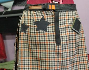 "skirt right vintage ""1"""
