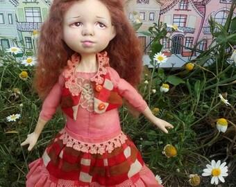 Nastya art doll
