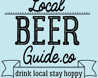 Local Beer Guide Print