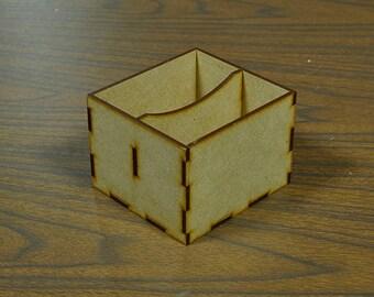 Open Box - Half Divide