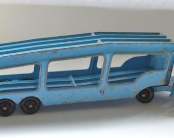 Matchbox Car Transporter in Blue
