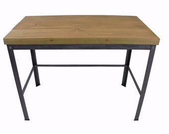 Standard Desk (Oak/Steel)
