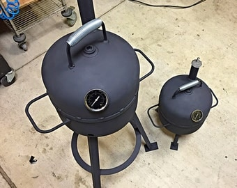 Propane Bottle BBQ Grill