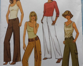 Butterick 4077 Trouser Sewing Pattern 18-22