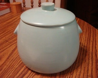 Cookie Jar, Bean Pot
