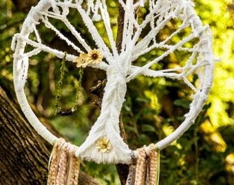 Tree Swing Dream Catcher