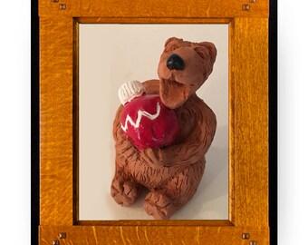 Ornament Bear