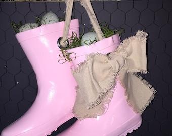 Spring Rain Boots