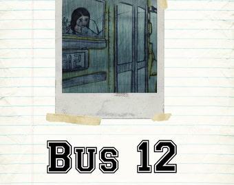 Bus 12 e-book